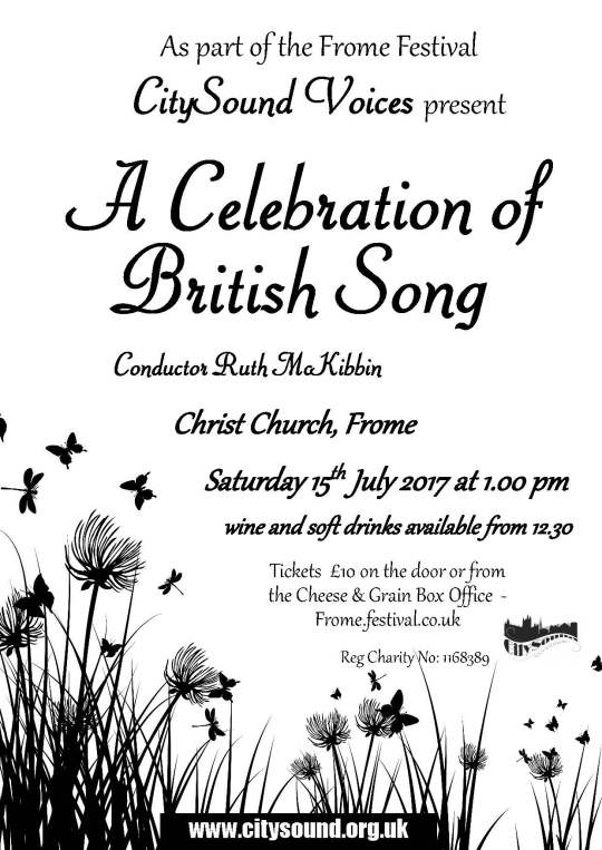 A Celebration of British Song